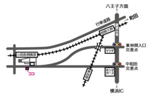 相模原(小田急相模原PCレスキュー) ロードマップ