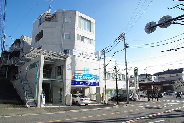川崎店舗写真